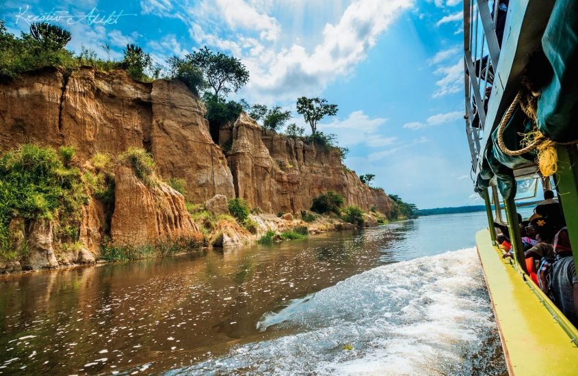 Murchison Excursion: The Falls & River Nile