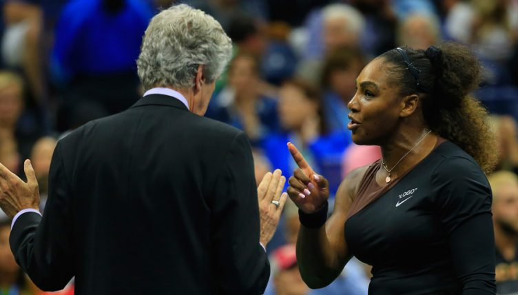 Serena Williams is every black womyn who ever dared to speak up